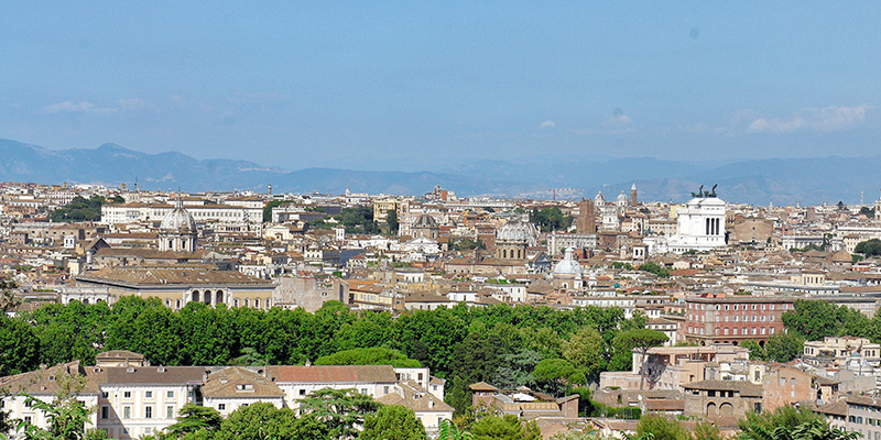 Gianicolo Hill Rome - Facts & Legends | Roma Wonder