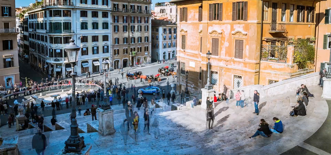 The Spanish Steps in Rome, Facts and History
