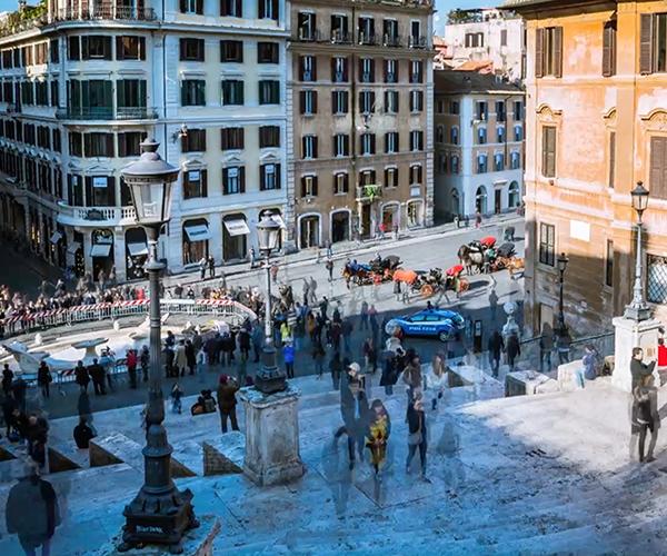 Spanis Steps in Rome