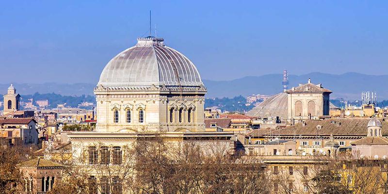 Jewish Synagogue of Rome
