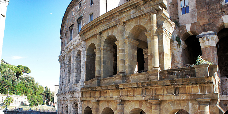 Teatro di Marcello Rome, Italy