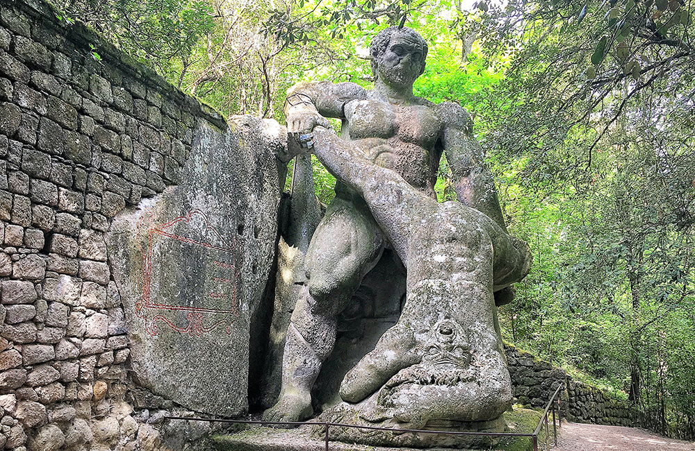 Bomarzo Park of Monsters: Visiting Hours & Information | Roma Wonder