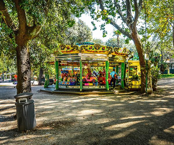Villa Borghese Park Rome Roma Wonder